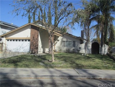 25408 Via Pacifica, Valencia, CA 91355 - MLS#: SR18042524