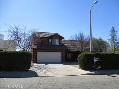 1536 W Newgrove Street, Lancaster, CA 93534 - MLS#: SR18044020