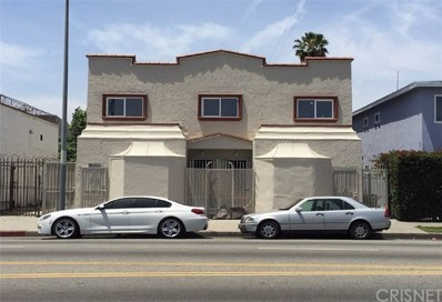 5317 S Normandie Avenue, Los Angeles, CA 90037 - MLS#: SR18044372