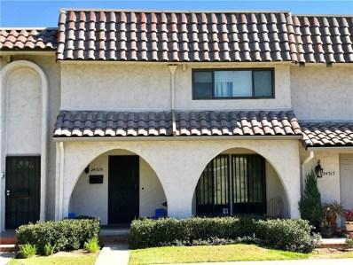 24319 La Glorita Circle, Newhall, CA 91321 - MLS#: SR18045292