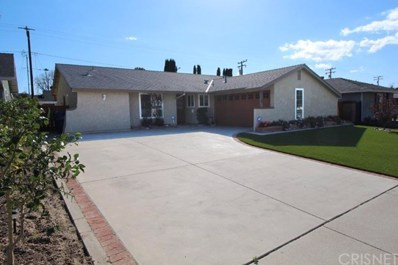 20338 Fairweather Street, Canyon Country, CA 91351 - MLS#: SR18045422