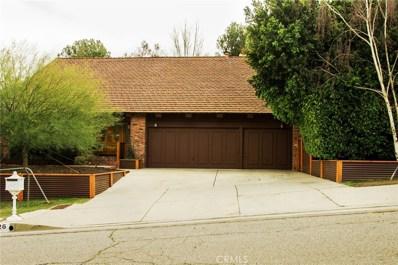 11926 Rexbon Road, Granada Hills, CA 91344 - MLS#: SR18048102