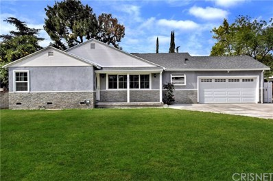 6539 Firmament Avenue, Van Nuys, CA 91406 - MLS#: SR18048316