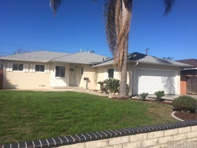 1606 S Woodland Place, Santa Ana, CA 92707 - MLS#: SR18048860