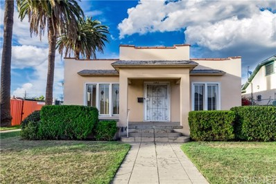 2043 W 41st Drive, Los Angeles, CA 90062 - MLS#: SR18049377