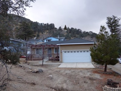 345 Valley Trail, Frazier Park, CA 93225 - MLS#: SR18049952