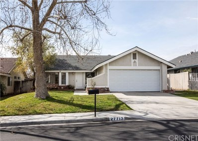 27713 Cherry Creek Drive, Valencia, CA 91354 - MLS#: SR18050022