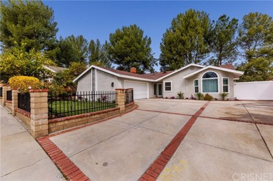 27545 Endeavor Street, Agoura Hills, CA 91301 - MLS#: SR18050070