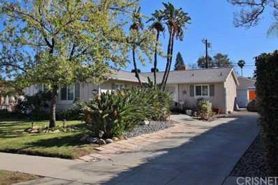 17206 McKeever Street, Granada Hills, CA 91344 - MLS#: SR18050707