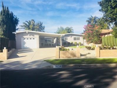 16719 Lahey Street, Granada Hills, CA 91344 - MLS#: SR18051439
