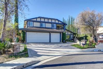 11747 Castillo Lane, Porter Ranch, CA 91326 - MLS#: SR18051668