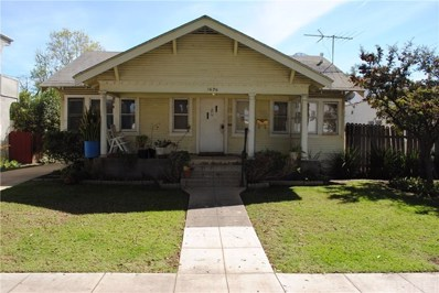 1626 California Avenue, Santa Monica, CA 90403 - MLS#: SR18052459