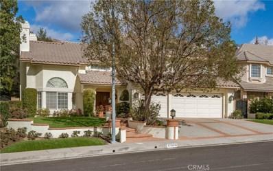 17809 Candia Court, Granada Hills, CA 91344 - MLS#: SR18053251