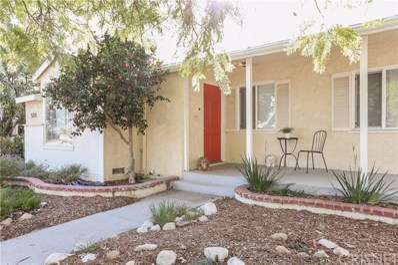 5721 Costello Avenue, Valley Glen, CA 91401 - MLS#: SR18053376