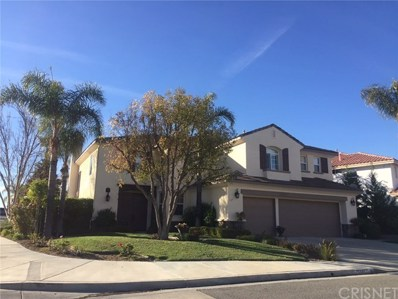 25707 Wallace Place, Stevenson Ranch, CA 91381 - MLS#: SR18053482