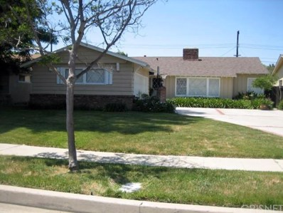 8523 Melvin Avenue, Northridge, CA 91324 - MLS#: SR18053527