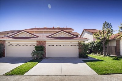19532 Eagle Ridge Lane, Porter Ranch, CA 91326 - MLS#: SR18053609