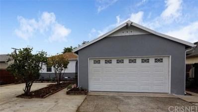 9761 Canterbury Avenue, Arleta, CA 91331 - MLS#: SR18054051