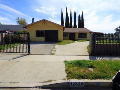12520 Carl Street, Pacoima, CA 91331 - MLS#: SR18054315