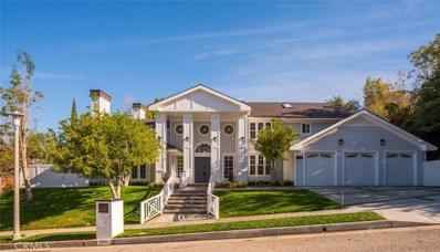 18165 Sweet Elm Drive, Encino, CA 91316 - MLS#: SR18054454