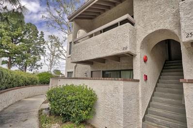25023 Peachland Avenue UNIT 252, Newhall, CA 91321 - MLS#: SR18055412