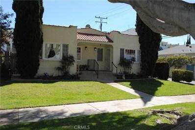 1620 California Avenue, Santa Monica, CA 90403 - MLS#: SR18055786