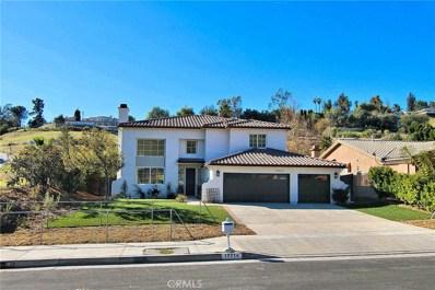 17714 Mayerling Street, Granada Hills, CA 91344 - MLS#: SR18055861