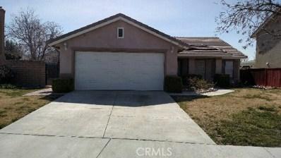 2758 W Milling Street, Lancaster, CA 93536 - MLS#: SR18055928