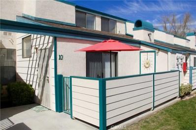 44466 15th Street E UNIT 10, Lancaster, CA 93535 - MLS#: SR18056112