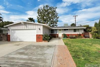1481 1st Street, Simi Valley, CA 93065 - MLS#: SR18057137