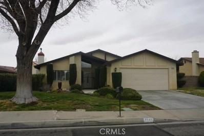 3045 Glennel Avenue, Lancaster, CA 93536 - MLS#: SR18058053