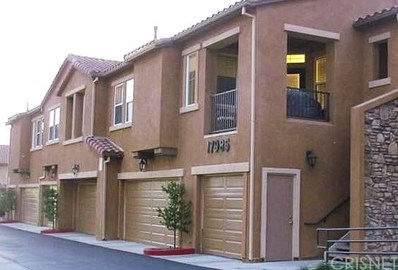 17985 Lost Canyon Road UNIT 119, Canyon Country, CA 91387 - MLS#: SR18058588