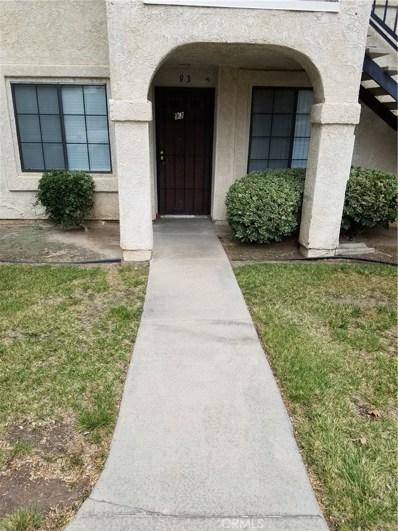 2554 Olive Drive UNIT 93, Palmdale, CA 93550 - MLS#: SR18060002
