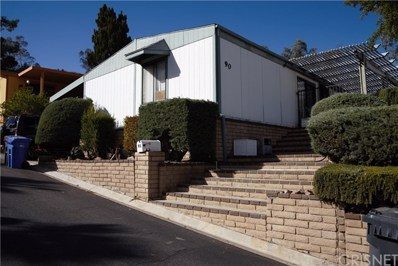 24425 Woolsey Canyon Road UNIT 90, West Hills, CA 91304 - MLS#: SR18060996