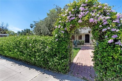 5705 Camellia Avenue, North Hollywood, CA 91601 - MLS#: SR18061154