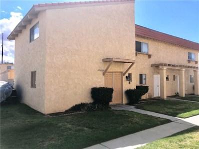 43604 Stanridge Avenue, Lancaster, CA 93535 - MLS#: SR18061709