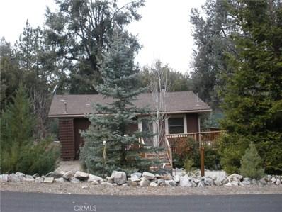 2301 Freeman, Pine Mtn Club, CA 93222 - MLS#: SR18062060