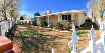 1103 W Holguin Street W, Lancaster, CA 93534 - MLS#: SR18062826