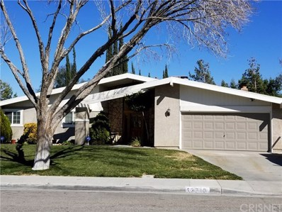 43710 21st Street W, Lancaster, CA 93536 - MLS#: SR18062832