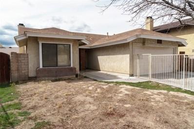 36913 Tobira Drive, Palmdale, CA 93550 - MLS#: SR18063130