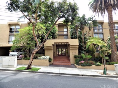 970 Palm Avenue UNIT 103, West Hollywood, CA 90069 - MLS#: SR18064267