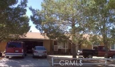 15804 Lanfair Avenue, Lake Los Angeles, CA 93535 - MLS#: SR18064313
