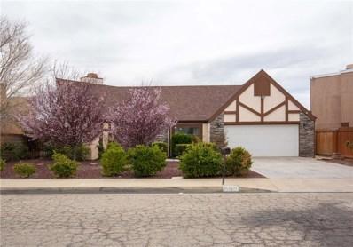 1518 W Newgrove Street, Lancaster, CA 93534 - MLS#: SR18064548