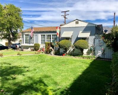 647 Palm Drive, Glendale, CA 91202 - MLS#: SR18064667