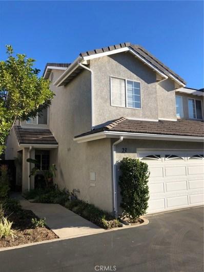 17740 Merridy Street UNIT 23, Northridge, CA 91325 - MLS#: SR18065408