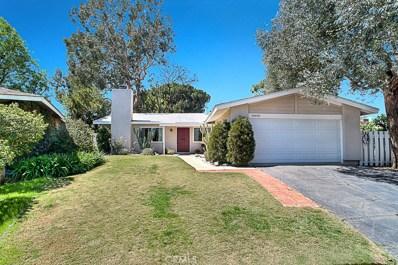 16650 Vintage Street, Granada Hills, CA 91343 - MLS#: SR18065942