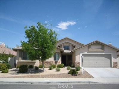 37126 Firethorn Street, Palmdale, CA 93550 - MLS#: SR18066032