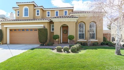 4714 Chalone Drive, Palmdale, CA 93552 - MLS#: SR18066496