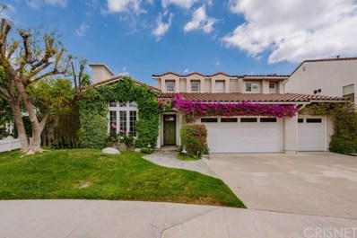 7290 Glenhaven Court, West Hills, CA 91307 - MLS#: SR18066720