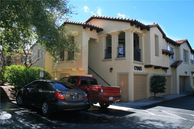 17965 Lost Canyon Road UNIT 66, Canyon Country, CA 91387 - MLS#: SR18067341